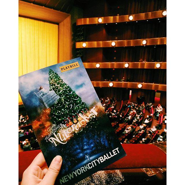 Atlanta ballet nutcracker 2016 new york