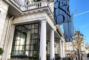 Hotel Review: The Kensington Hotel London