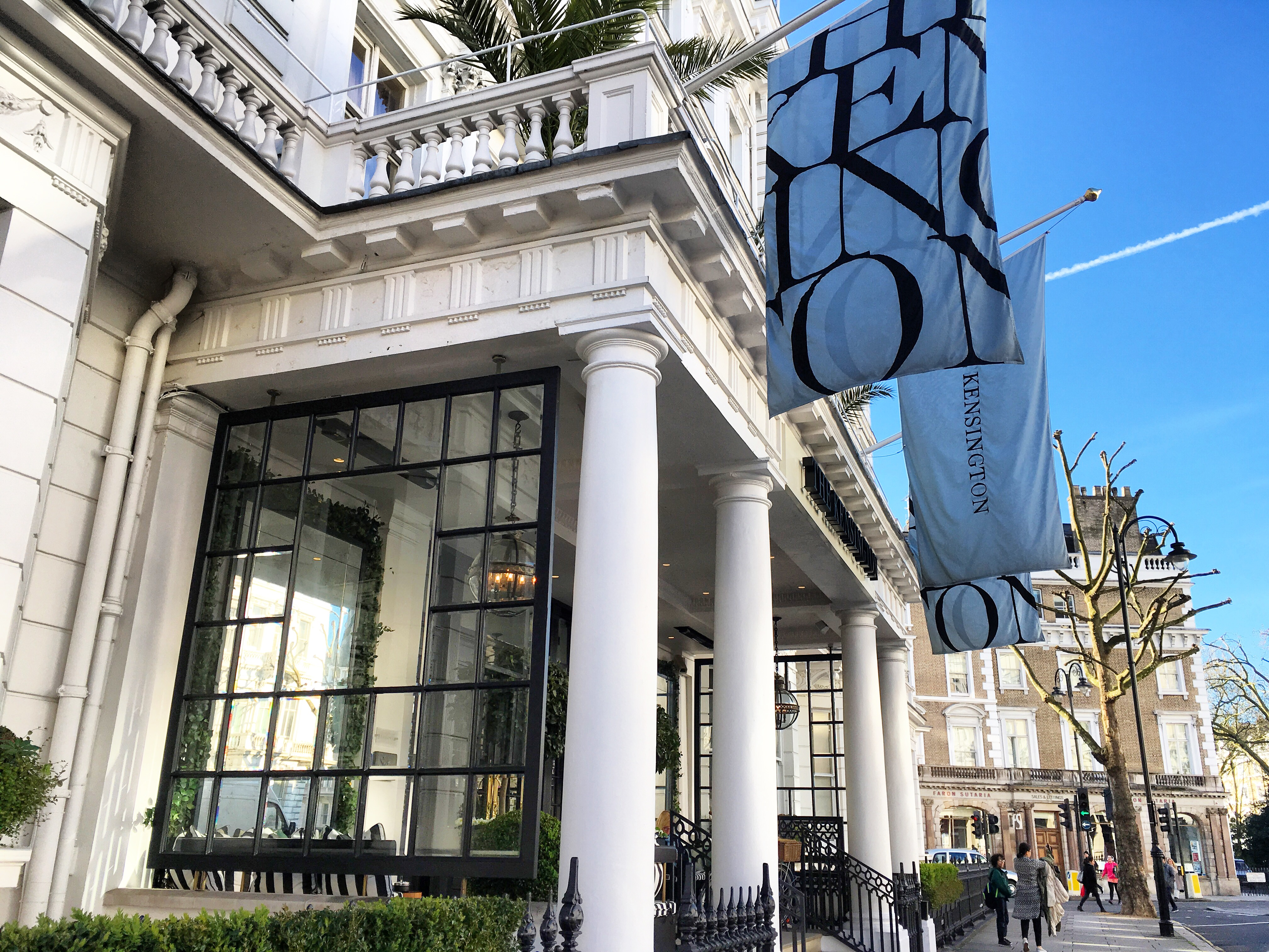 Hotel Review: The Kensington Hotel London