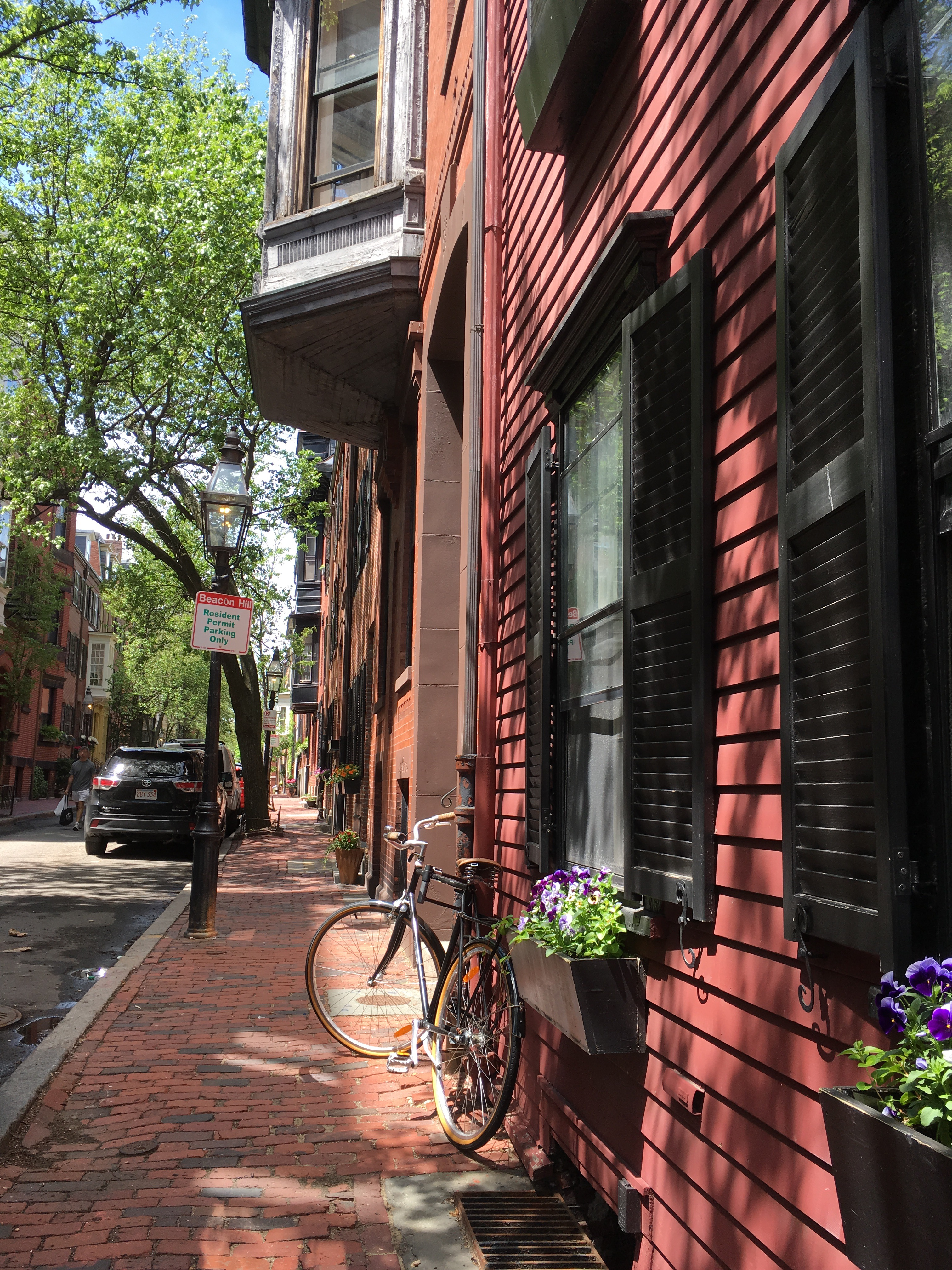 13 Random Snaps Around Beacon Hill Boston