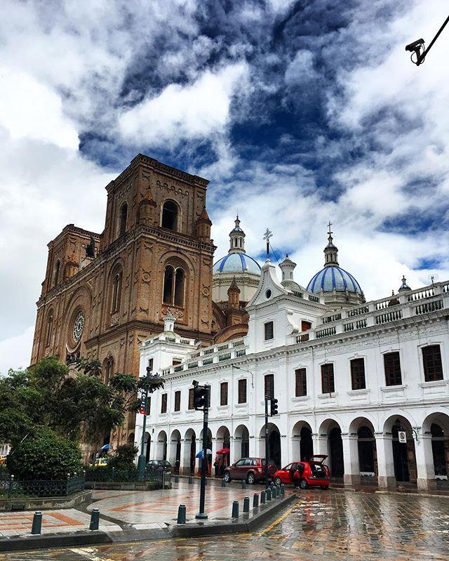 cuenca ecuador new cathedral