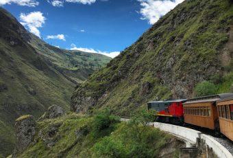 Video: Nariz de Diablo Train Ride in Ecuador