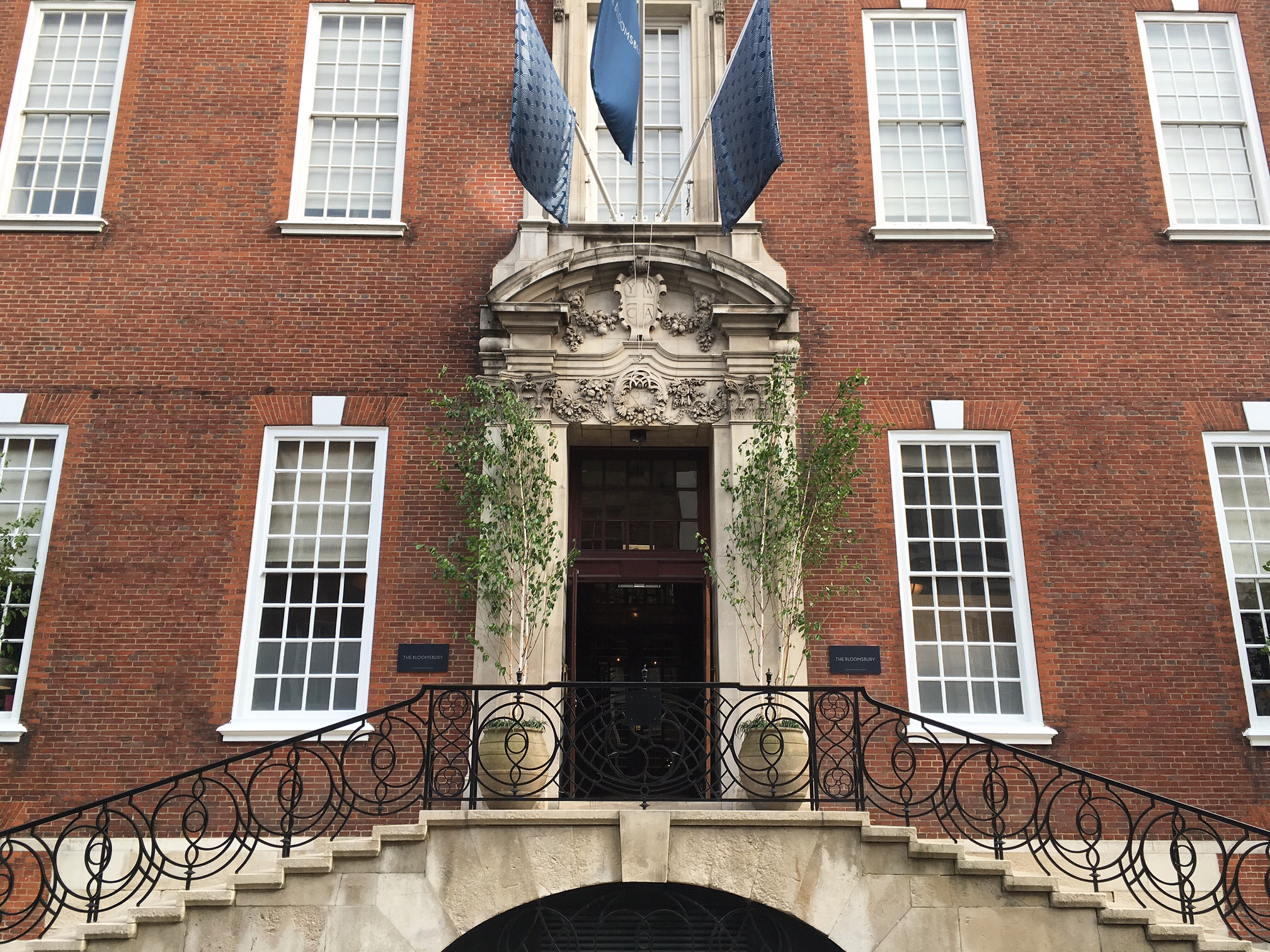 Hotel Review: The Bloomsbury London
