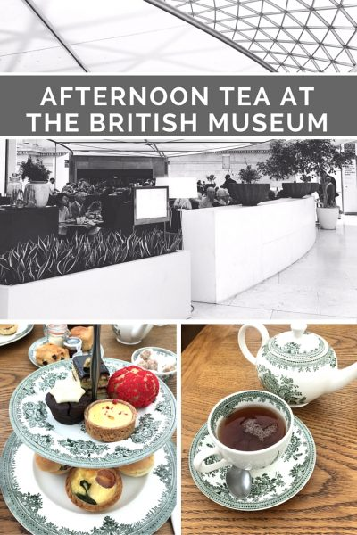 afternoon tea at the british museum bethany looi