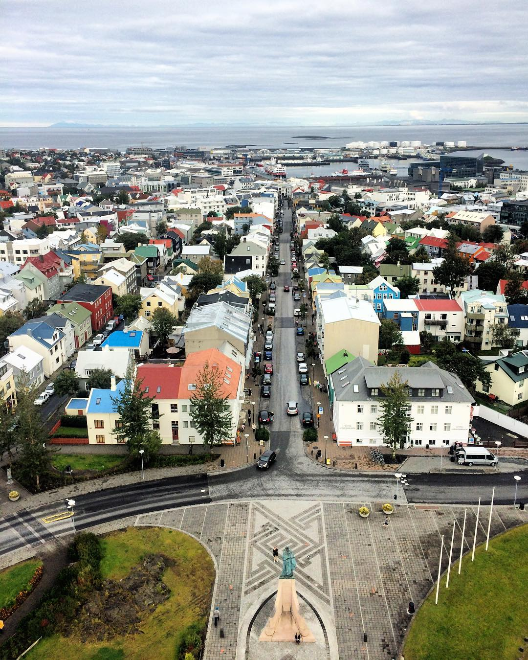 Photo of the Day: Iconic Reykjavik Pic