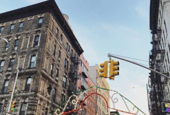 Photo of the Day: Street Fair in Little Italy NYC