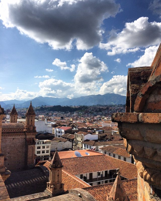 cuenca from cathedral