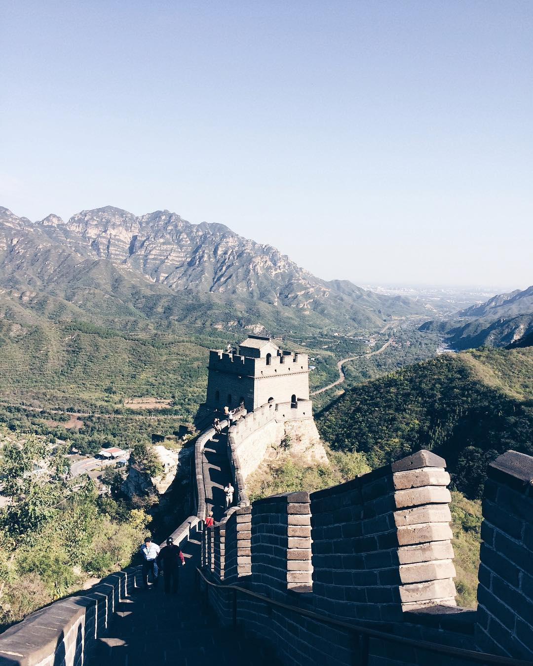 #ThrowbackThursday: The Great Wall of China