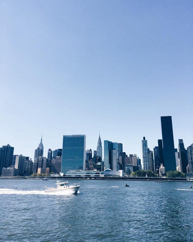 new york city manhattan from queens