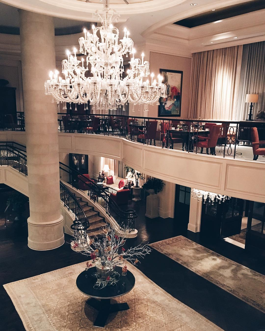 Photo of the Day: The St. Regis Atlanta Lobby