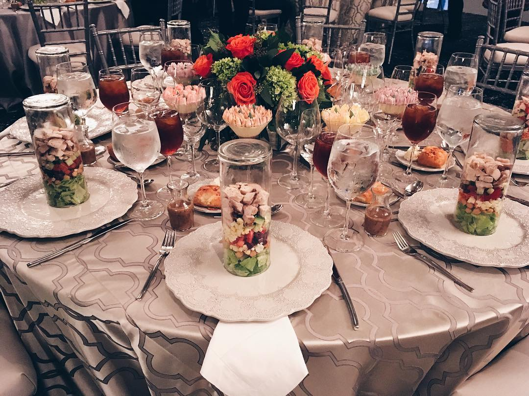 Photo of the Day: Beautiful Tablescape at Flourish Atlanta