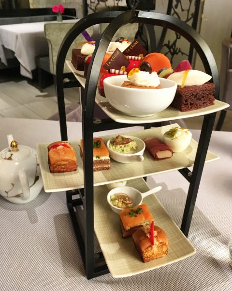 afternoon tea at the waldorf astoria new york