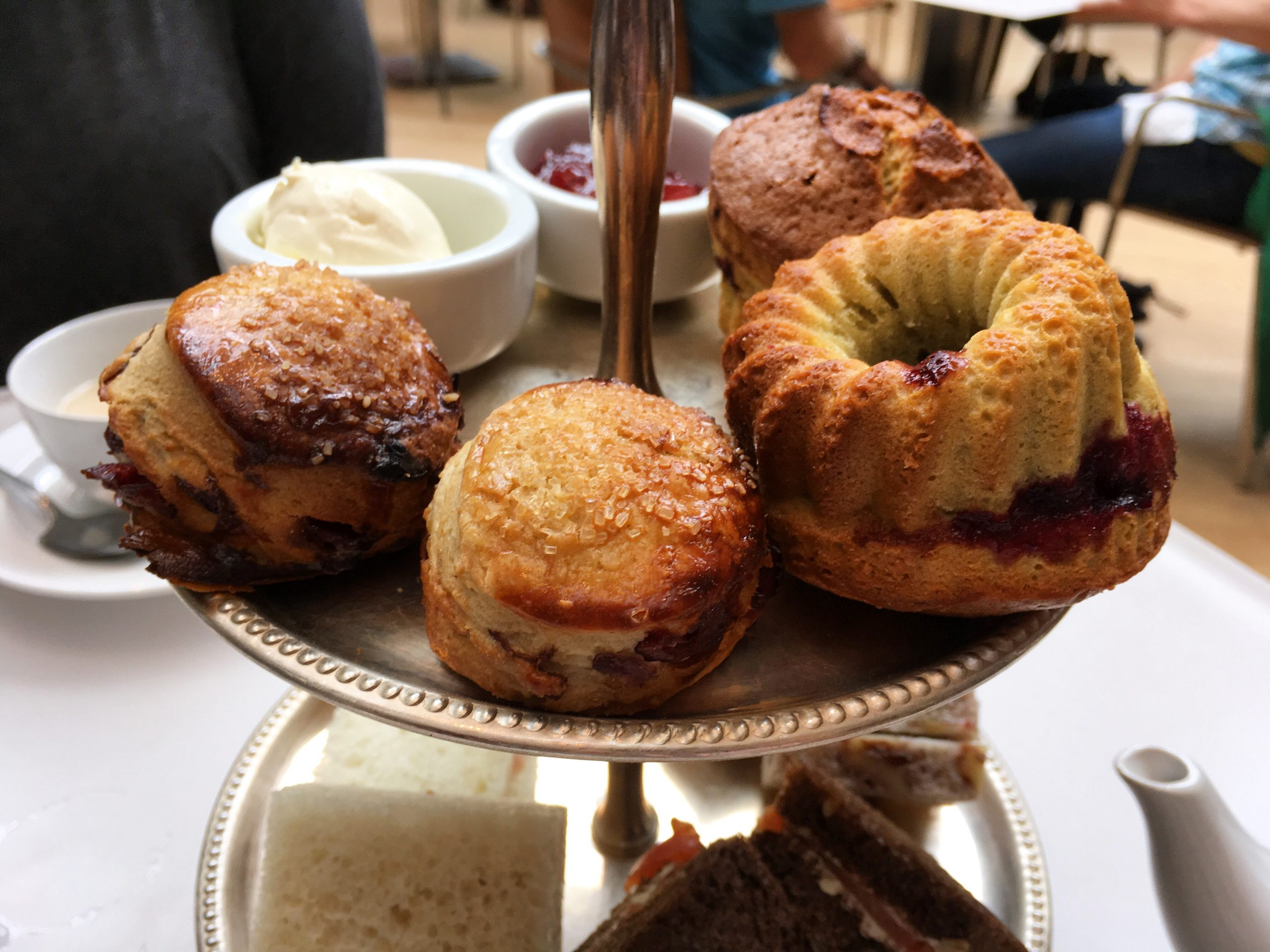 Afternoon Tea at The Morgan Library & Museum