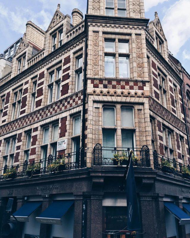 london architecture mayfair