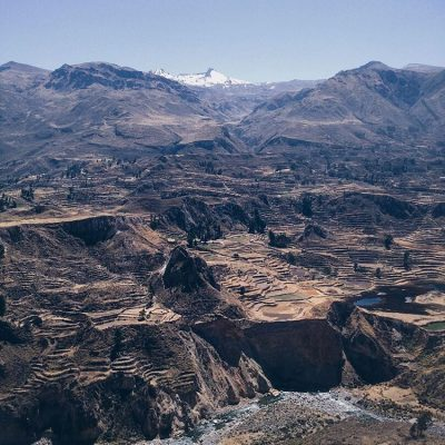 #ThrowbackThursday: Colca Canyon Peru