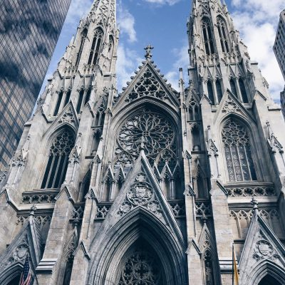 Photo of the Day: St. Patrick's Cathedral NYC