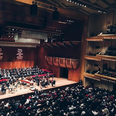 Photo of the Day: Christmas Tradition at the New York Philharmonic