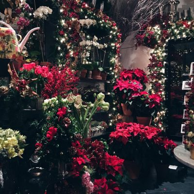 Photo of the Day: Gramercy Park Flower Shop at The Plaza