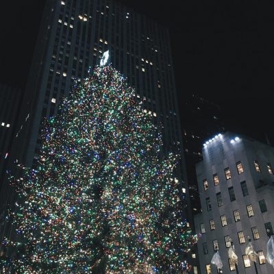Photo of the Day: The Rockefeller Center Christmas Tree