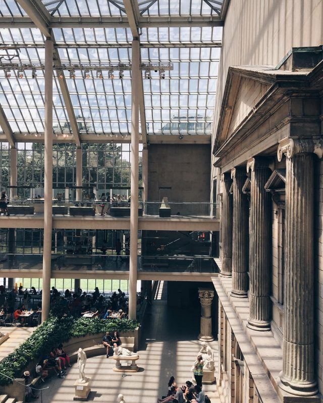 the metropolitan museum of art nyc