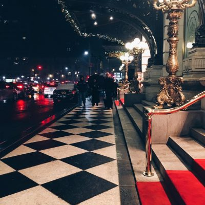 Photo of the Day: The Plaza at Christmas