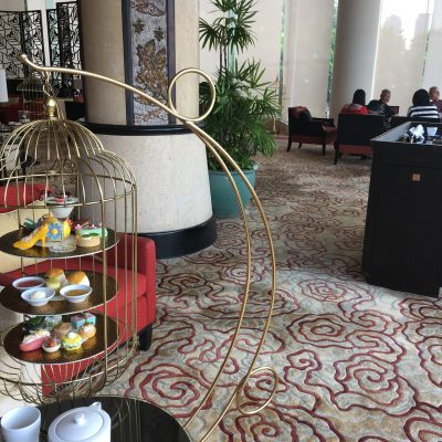 Afternoon Tea at Shangri-La Bangkok