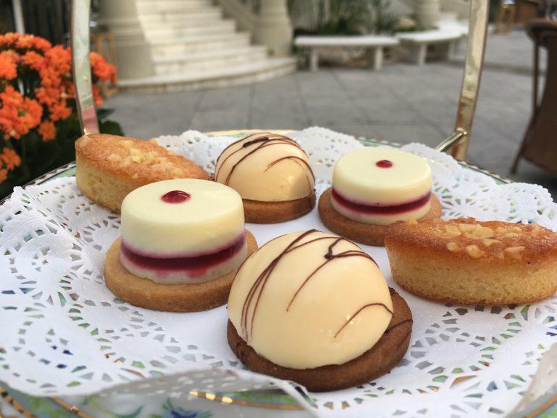desserts hotel ritz madrid