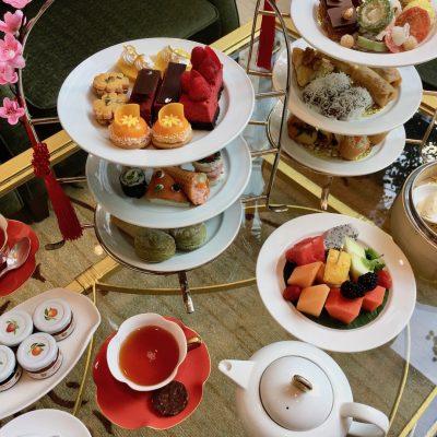 Afternoon Tea at Shangri-La Kuala Lumpur