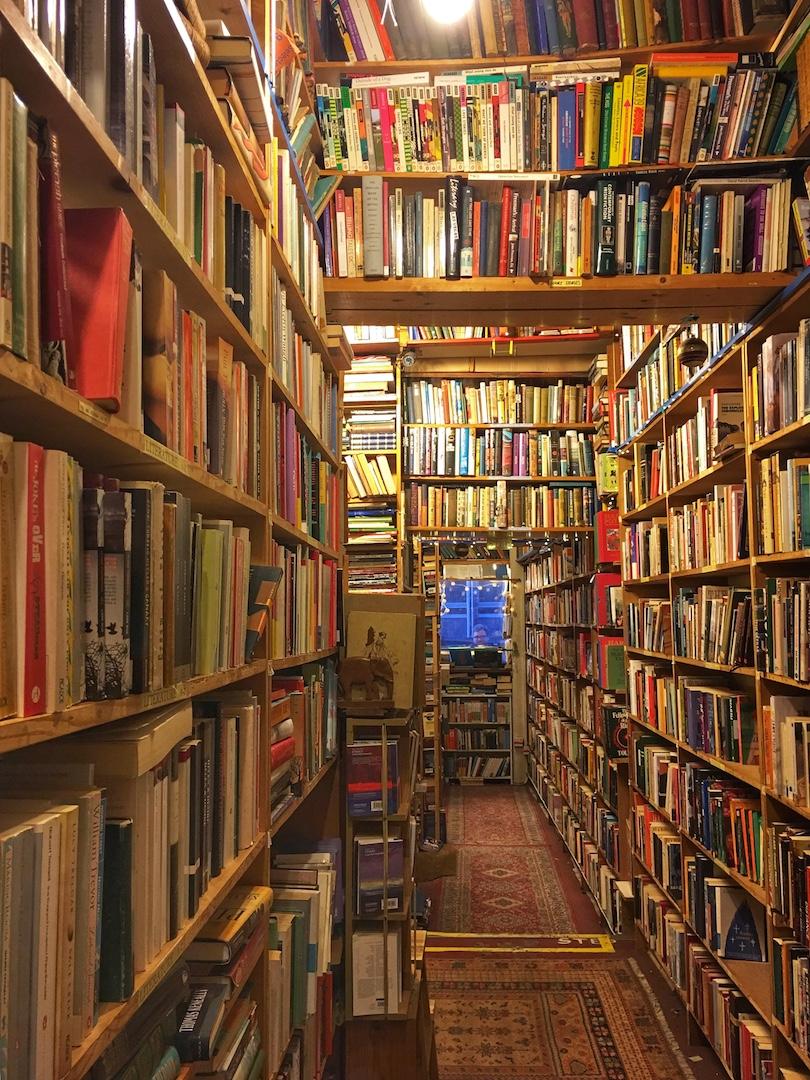 Armchair Books Edinburgh