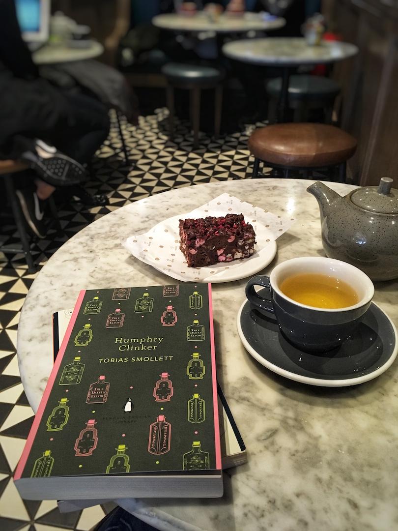 Burr & Co cafe Edinburgh