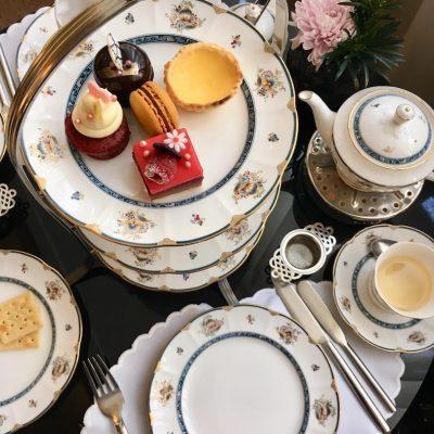 Afternoon Tea at The Ritz-Carlton, Kuala Lumpur