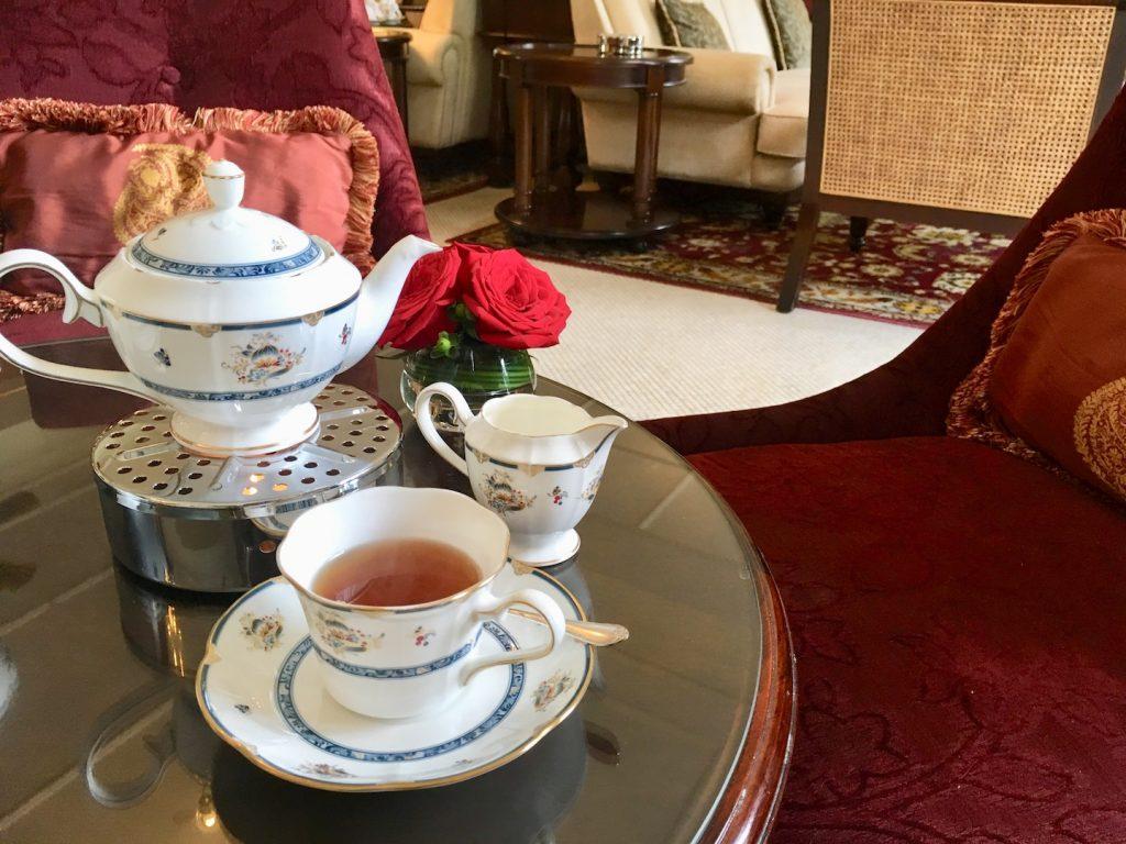The Majestic Hotel Kuala Lumpur tea