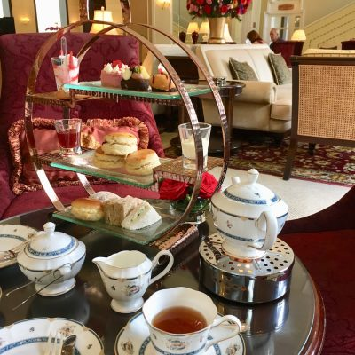 Afternoon Tea at The Majestic Hotel Kuala Lumpur