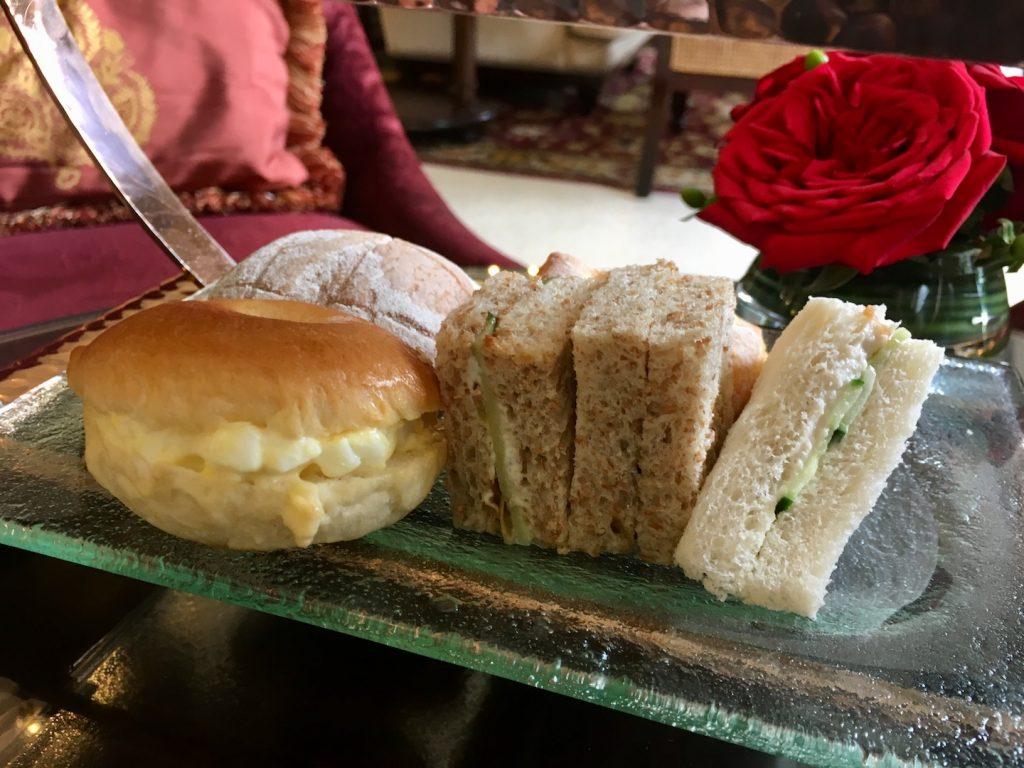 The Majestic Hotel Kuala Lumpur afternoon tea