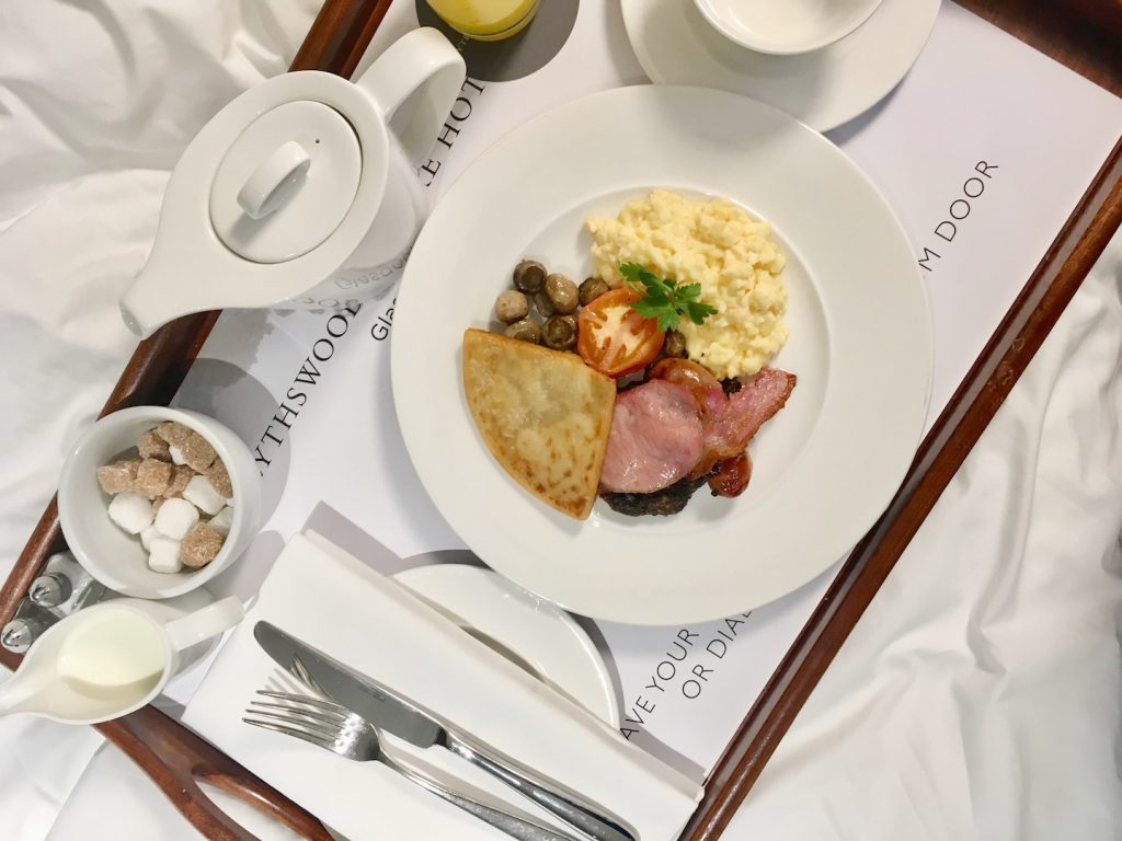 blythswood square breakfast