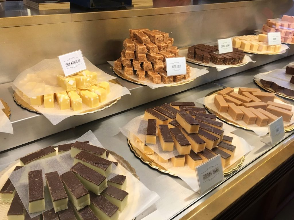 fudge house edinburgh