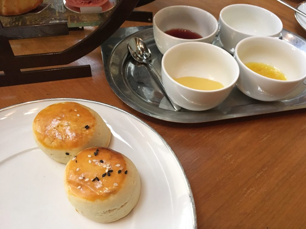 mandarin oriental kuala lumpur afternoon tea scones