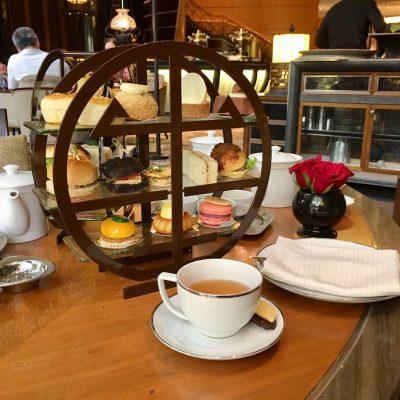 Afternoon Tea at Mandarin Oriental Kuala Lumpur