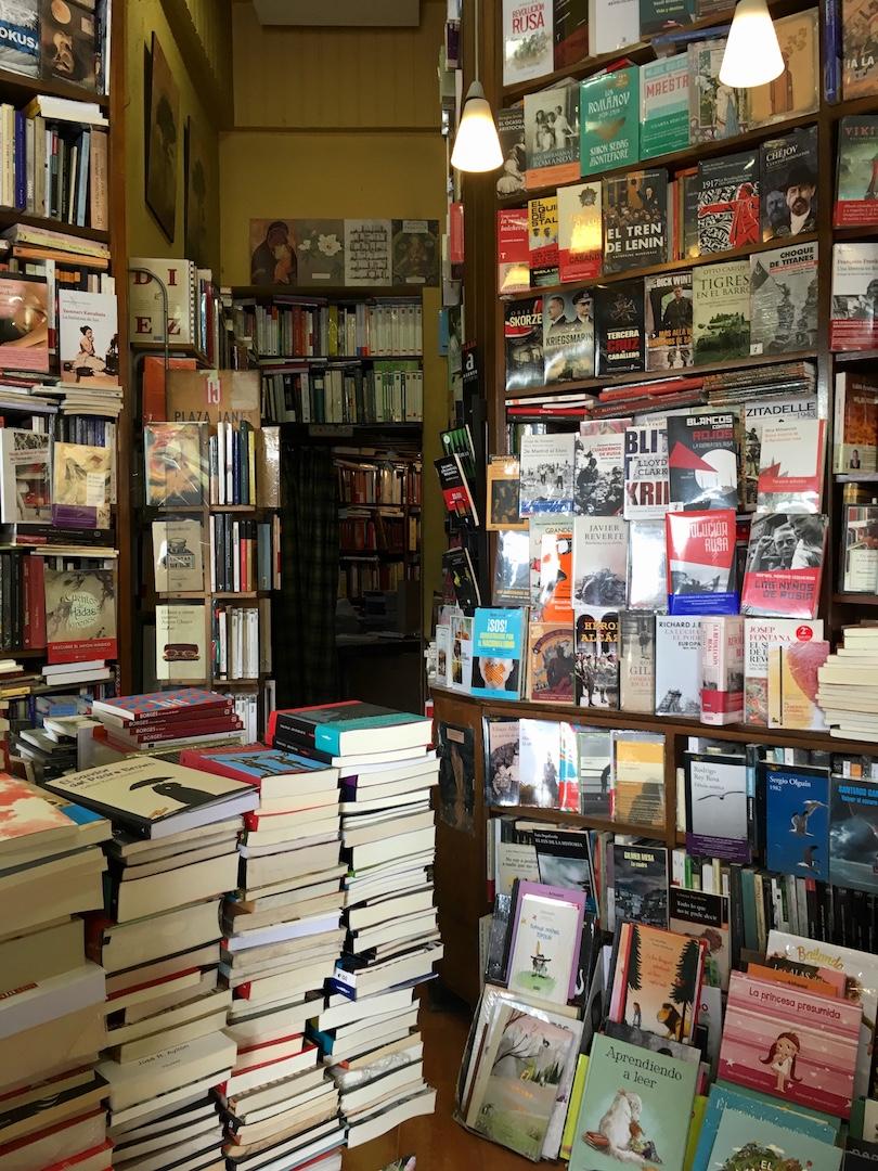 El Aleph Libros bookstore