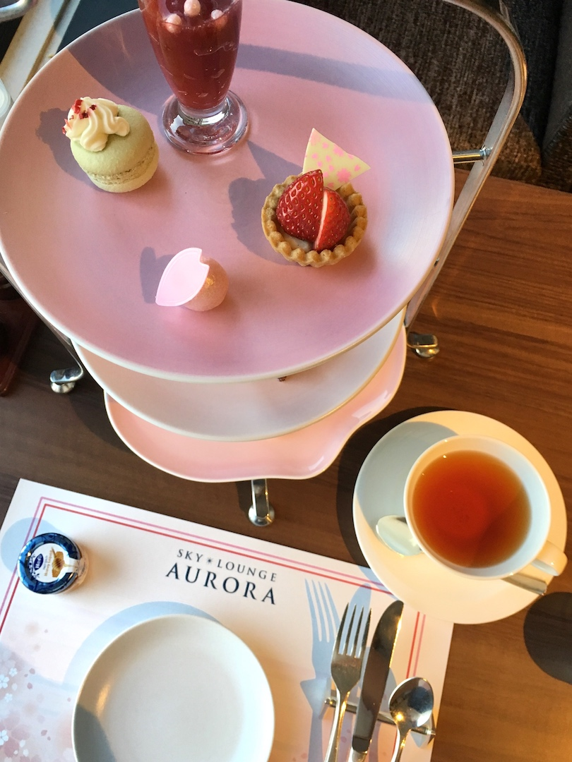 afternoon tea keio plaza hotel top