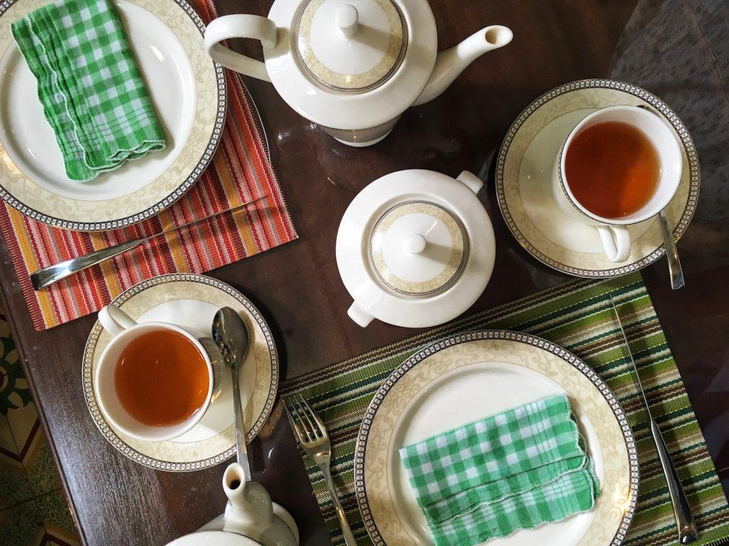 afternoon tea majestic malacca malaysia