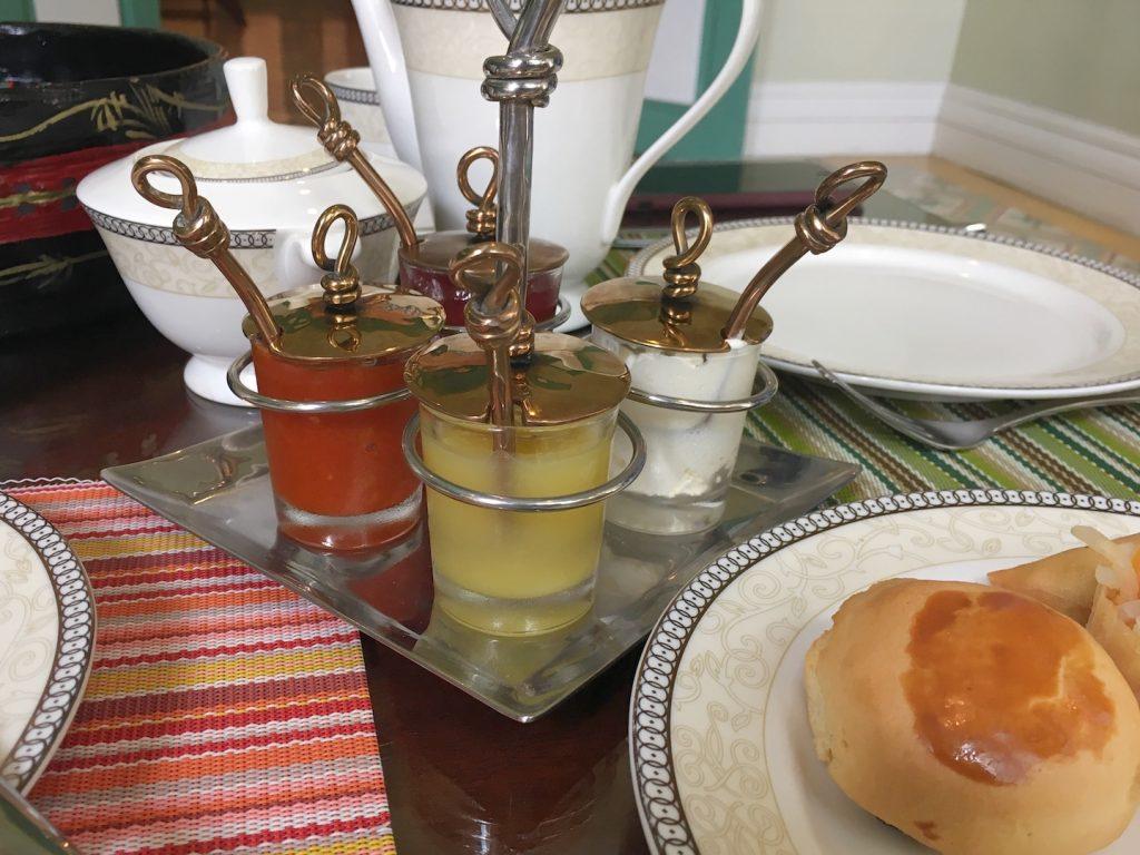 afternoon tea majestic malacca scones malaysia