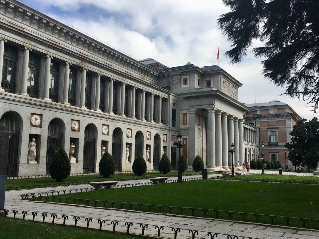 el prado museum madrid