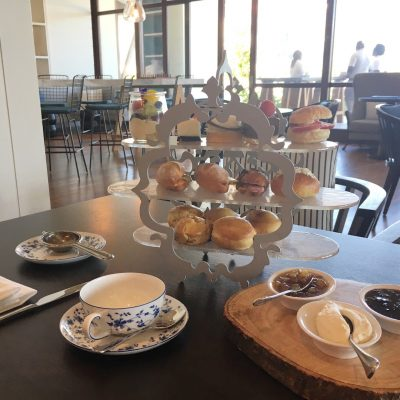 Afternoon Tea at Park Hyatt St Kitts