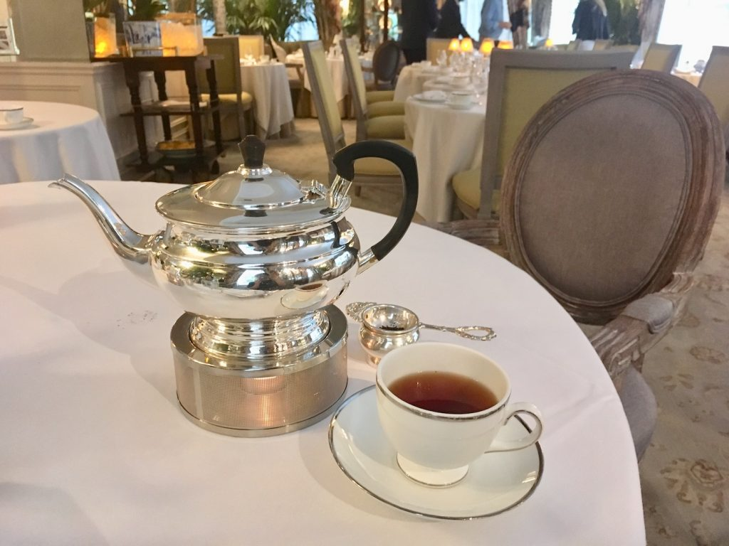 tea at the lowell nyc