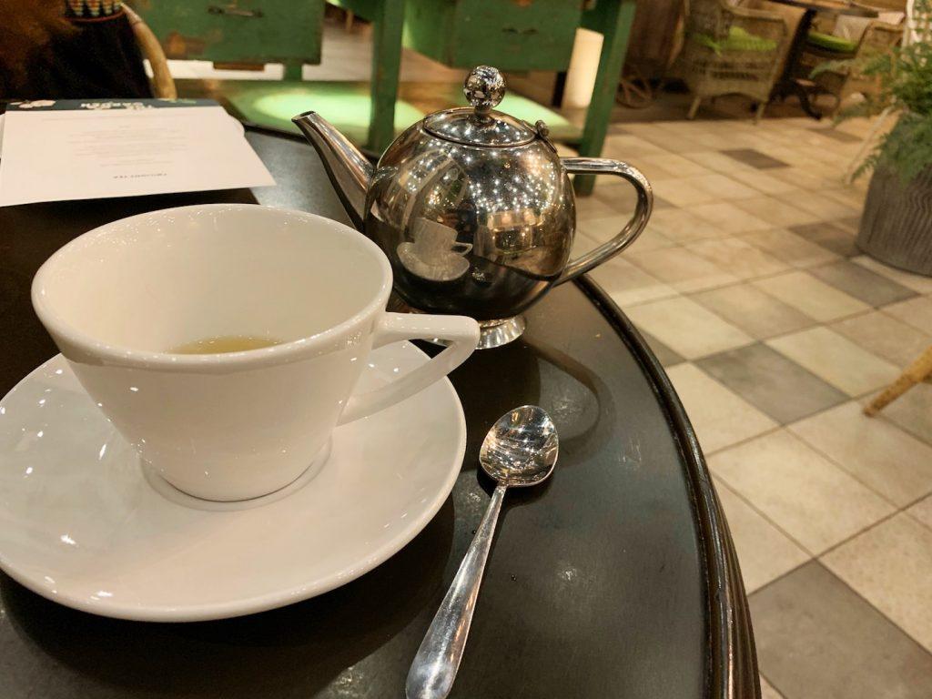 Principal Edinburgh Charlotte Square Tea