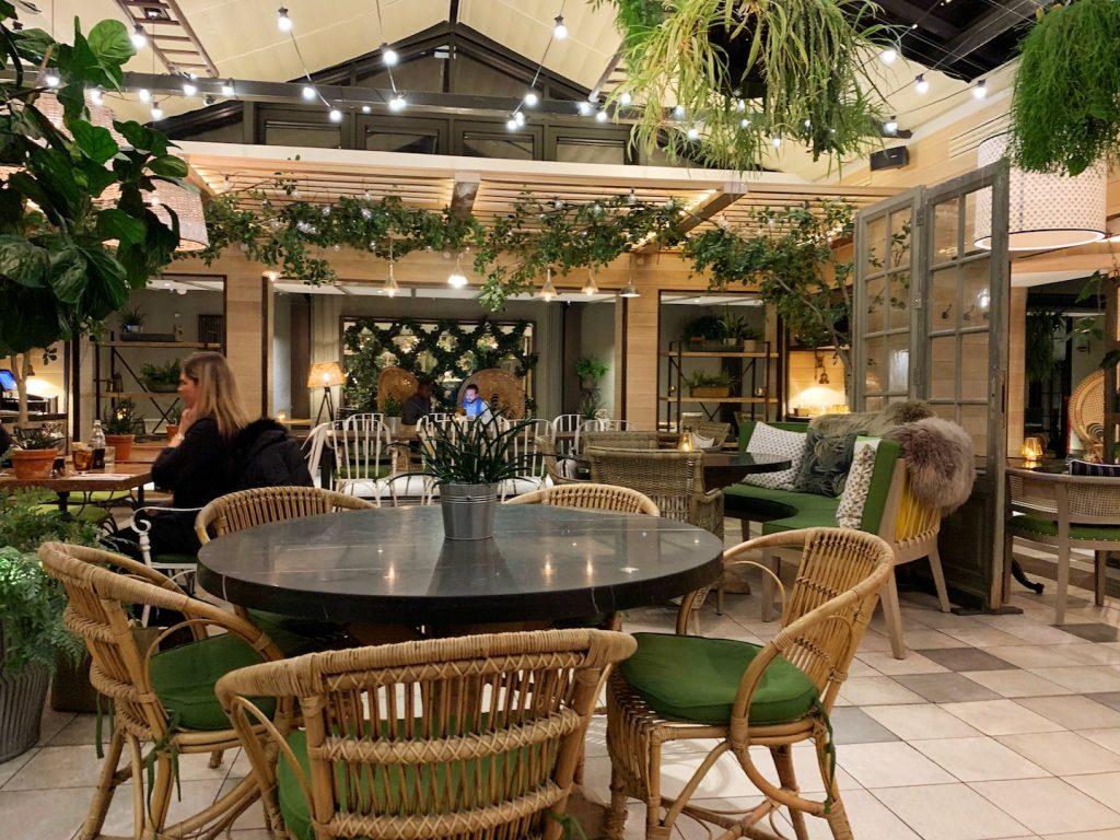 Principal Edinburgh Charlotte Square The Garden Restaurant