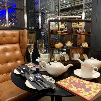 Afternoon Tea at The Radisson Collection Hotel, Royal Mile Edinburgh