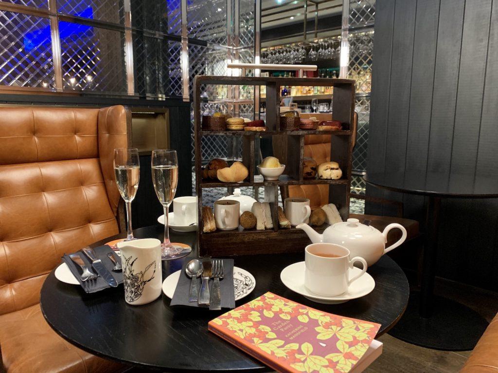 Radisson Collection Royal Mile Afternoon Tea