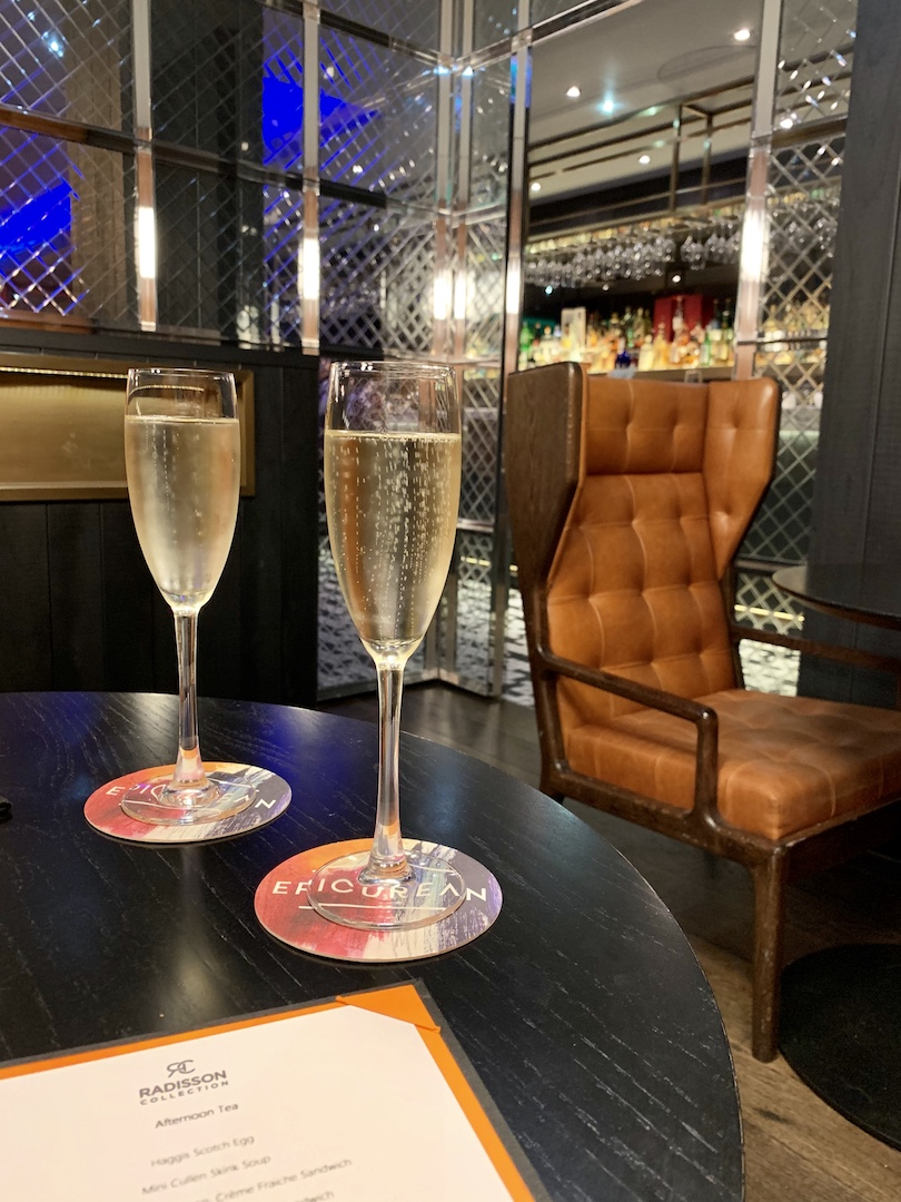 Radisson Collection Royal Mile Champagne